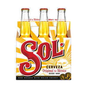 Pack de 6 - Sol 330 ml