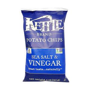 Papas Fritas Sea Salt & Vinegar Kettle - 142 grs