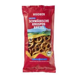 Pretzels chips Huober - 175 grs
