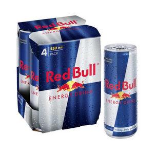 Red Bull 250 ml x 4