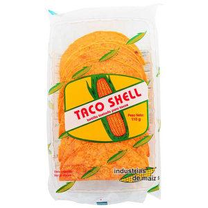 Tostadas Chips Taco Shell 10 Unidades - 110gr