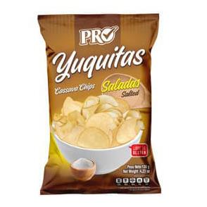 Yuquitas Saladas - Pro 120 grs