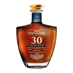 Ron Centenario Oro 30 años 700 ml