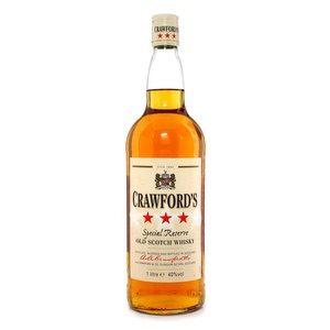 Whisky Crawfords 1 Lt