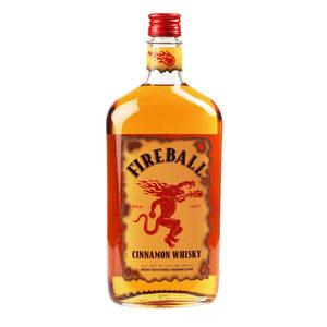 Whisky Fireball 750 ml