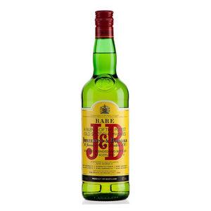 Whisky J&B 750 ml