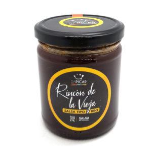 Salsa BBQ - Rincon de la Vieja 210 grs - Dapicar