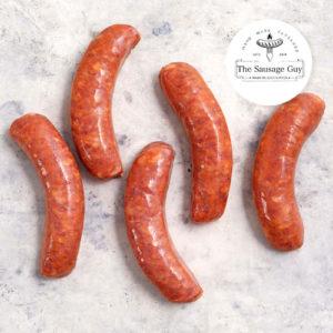 Italian Sweet x 4 - 450/500 grs - The Sausage Guy