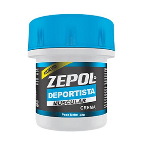 Zepol Muscular Crema 120 grs