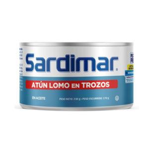 Atun Sardimar en aceite 230 gr