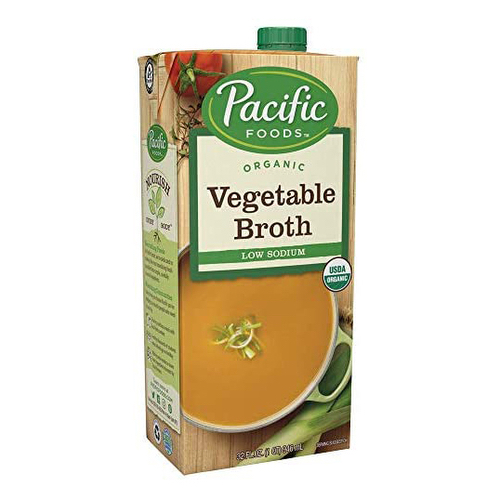 Caldo Pacific De Vegetales Organico - 946ml
