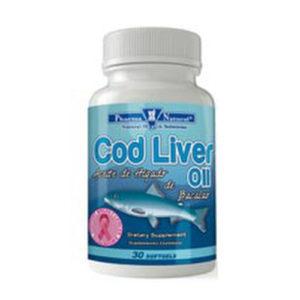 Cod Liver Oil x 30 - Pharma Natural
