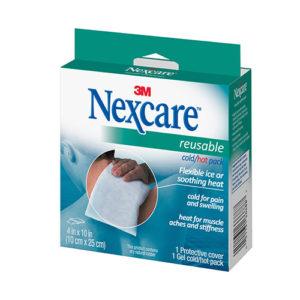 Compresa caliente/frio reutilizable Nexcare - 1 unid