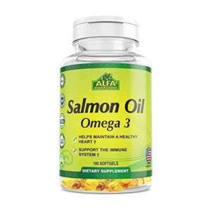Omega 3 Salmón x 100 - Alfa