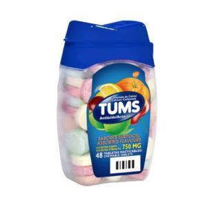 TUMS - Antiacido x 48