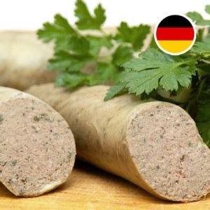 Leberwurst de cerdo con hierbas - 200 grs - German Butcher