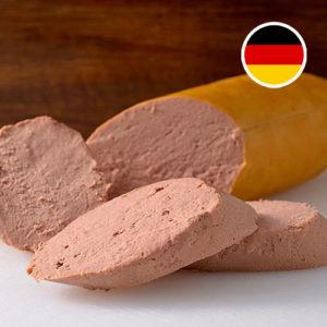 Leberwurst de ternera - 200 grs - German Butcher