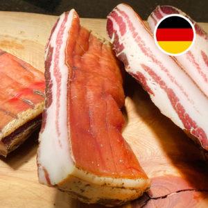 Tocineta Curada Salada -130/170 grs -German Butcher
